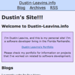 Index of new Dustin-Leavins.info (2014)